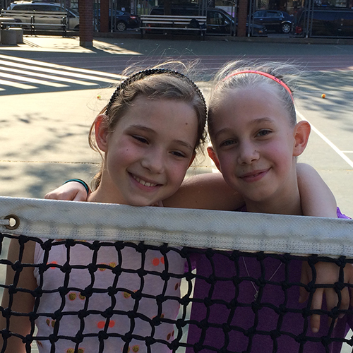 Junior Tennis Training NYC